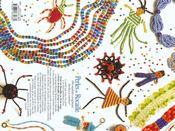Perles de rocaille ; 140 modèles originaux - 4ème de couverture - Format classique