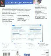Visuel Pro Xml - 4ème de couverture - Format classique