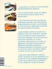 Et Si J'Apprenais T.8 ; La Peinture Sur Soie - 4ème de couverture - Format classique