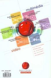 Télévision (édition 2001) - 4ème de couverture - Format classique