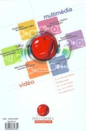 Television (edition 2001) - 4ème de couverture - Format classique