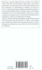 Enfants Du Beffroi (Les) - 4ème de couverture - Format classique