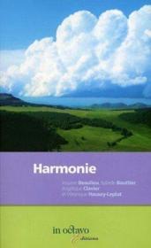 Harmonie - Couverture - Format classique