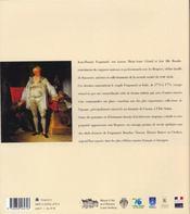 Fragonard Et Le Voyage En Italie 1773-1774 - 4ème de couverture - Format classique