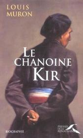 Le Chanoine Kir - Intérieur - Format classique