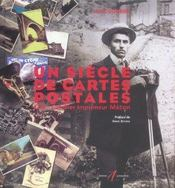 Un Siecle De Cartes Postales (Combier Impressions Maconnaises) - Intérieur - Format classique