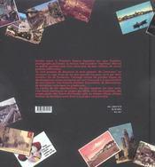 Un Siecle De Cartes Postales (Combier Impressions Maconnaises) - 4ème de couverture - Format classique