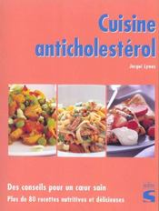 Cuisine anticholesterol - Intérieur - Format classique