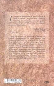 Amities Et Les Amours T2 - 4ème de couverture - Format classique