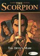 Vente livre :  The scorpion t.1 ; the devil's mark  - Marini/Desberg