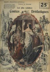 Les Plus Celebres Contes Drolatiques - Couverture - Format classique