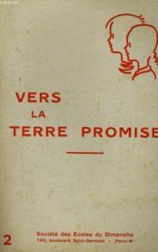 Vers La Terre Promise - Couverture - Format classique