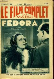 Le Film Complet Du Mardi N° 1500 - 13e Annee - Fedora - Couverture - Format classique