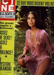 Cine Revue - Tele-Programmes - 57e Annee - N° 24 - The Squeeze - Couverture - Format classique