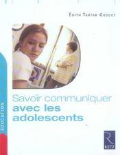 Savoir communiquer avec les adolescents - Intérieur - Format classique