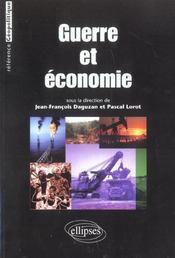 Guerre Et Economie - Intérieur - Format classique