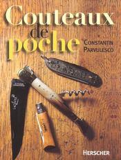Couteaux De Poche - Intérieur - Format classique