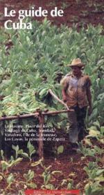 Le guide de Cuba - Couverture - Format classique