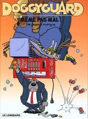 Doggyguard t.2 ; meme pas mal - Intérieur - Format classique