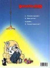 Doggyguard t.2 ; meme pas mal - 4ème de couverture - Format classique