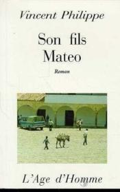 Son Fils Mateo - Couverture - Format classique