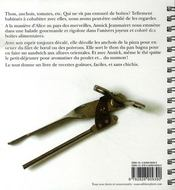 Mise en boîte - 4ème de couverture - Format classique