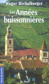 Annees Buissonnieres (Les) - Intérieur - Format classique