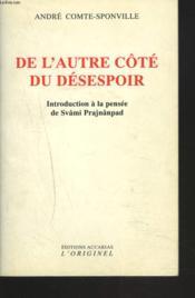 Autre Cote Du Desespoir (De L') - Couverture - Format classique