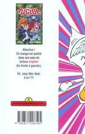 Yu-Gi-Oh t.28 - 4ème de couverture - Format classique