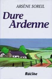 Dure Ardenne - Couverture - Format classique