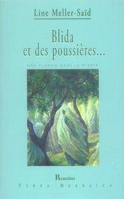 Blida et des poussières ; une algérie dans le miroir - Intérieur - Format classique