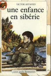 Une Enfance En Siberie. Collection Castor Poche N° 35 - Couverture - Format classique