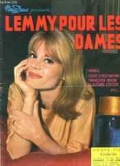 Roman - Film Vedette - 4eme Annee - N°42 - Lemmy Pour Les Dames - Couverture - Format classique