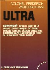 Ultra - Couverture - Format classique