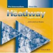 Vente  New headway pre-intermediate: class audio cds (2)