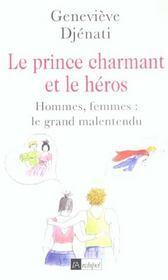 Le prince charmant et le heros - Intérieur - Format classique