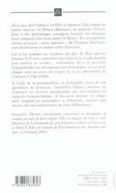 Le Prince Charmant Et Le Heros - 4ème de couverture - Format classique