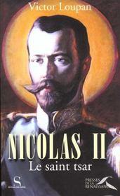 Nicolas Ii, Le Saint Tsar - Intérieur - Format classique
