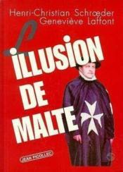 Illusion De Malte (L') - Couverture - Format classique