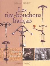 Tire Bouchons Francais - Intérieur - Format classique