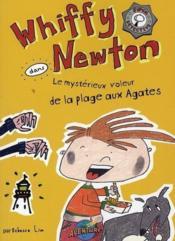 Whiffy Newton ; le mystérieux voleur de la plage aux Agates - Couverture - Format classique