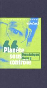 Planète sous contrôle - Couverture - Format classique