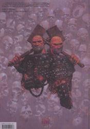 Broz T.2 ; Recherche... Mort Ou Vif - 4ème de couverture - Format classique