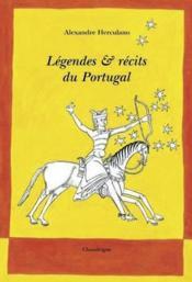 Légendes et récits du Portugal - Couverture - Format classique
