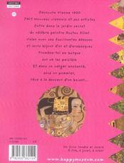 Le Petit Klimt - 4ème de couverture - Format classique
