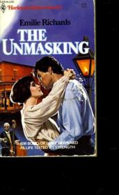 The Unmasking - N°172 - Couverture - Format classique