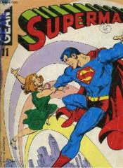 Superman Geant N°11 - Couverture - Format classique