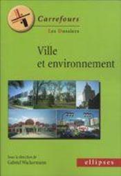 Villes et environnement - Intérieur - Format classique