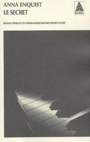 Le Secret Babel 578 - Couverture - Format classique