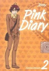 Pink diary t.2 - Couverture - Format classique